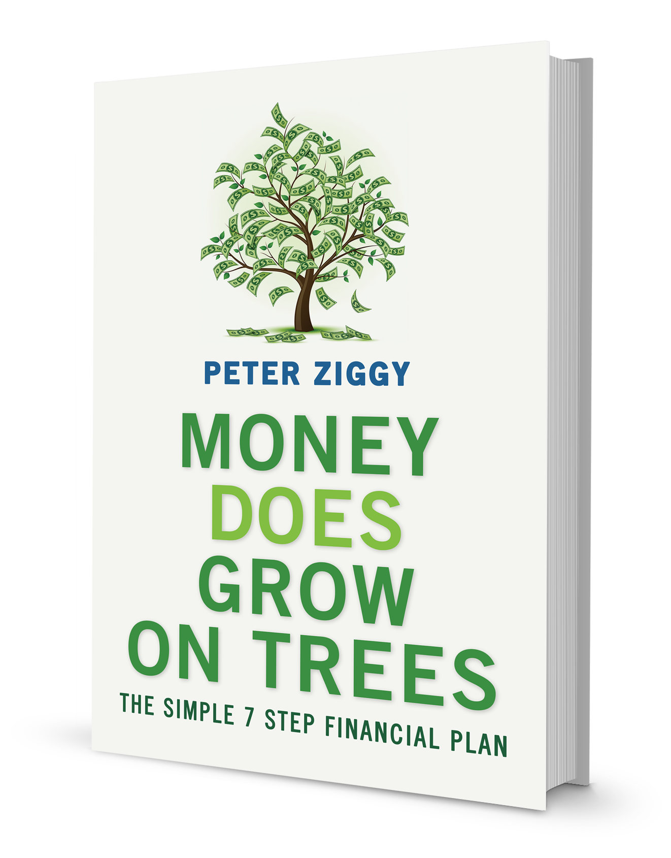 Money Does Grow On Trees By Peter Ziggy
